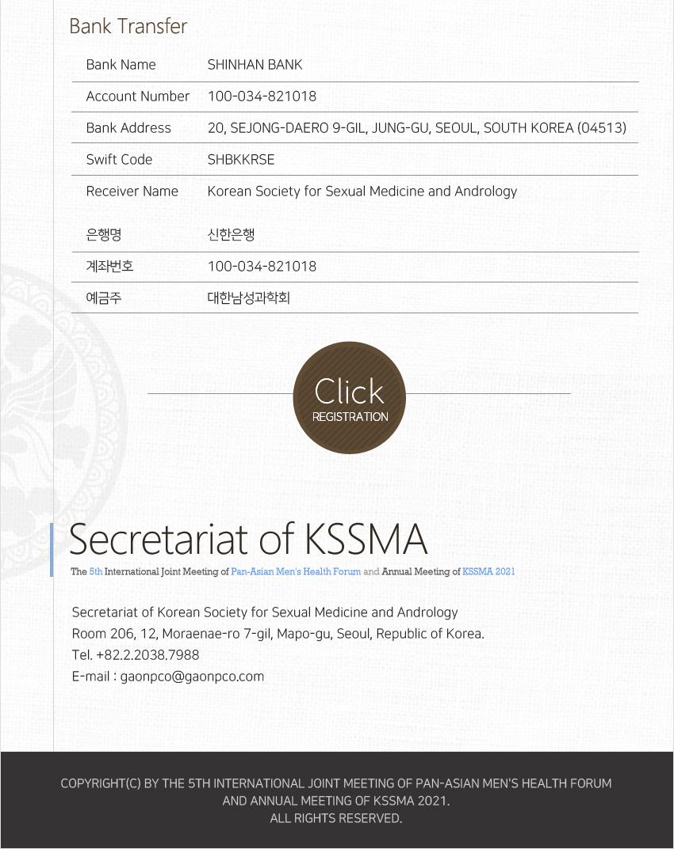 KSSMA 2021